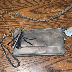 Small Maurices crossbody